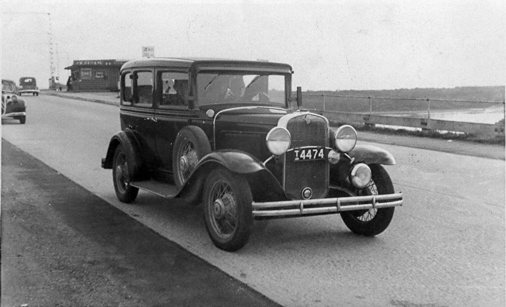 11955.2 Chevrolet fra Fjends politikreds.