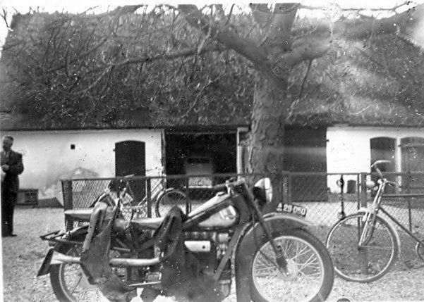 11955.6 Nimbus motorcykel