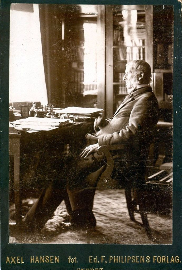 15.29 J.P.E Hartmann,komponist (1805-1900)