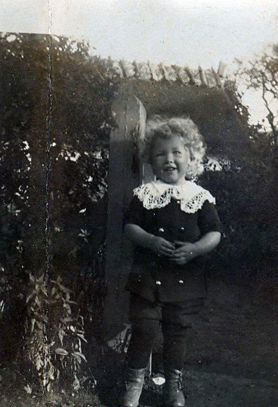 16.125 Find Gregersen, 2 år i 1907