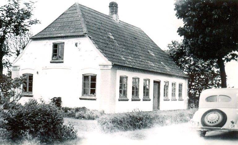 16.130 Bilen tilhørte Johannes Gregersen, Vedbæk
