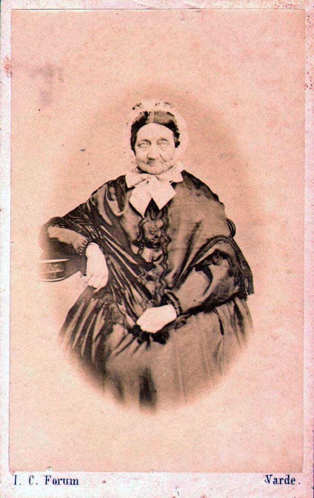 18.60 Anna Borup Esmann f. 1794, justitsråd Esmanns hustru.
