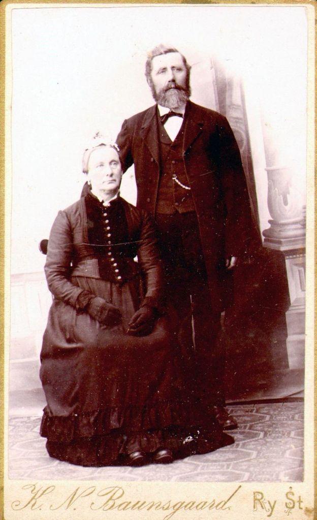 18.67 Lars Dinesen og hustru