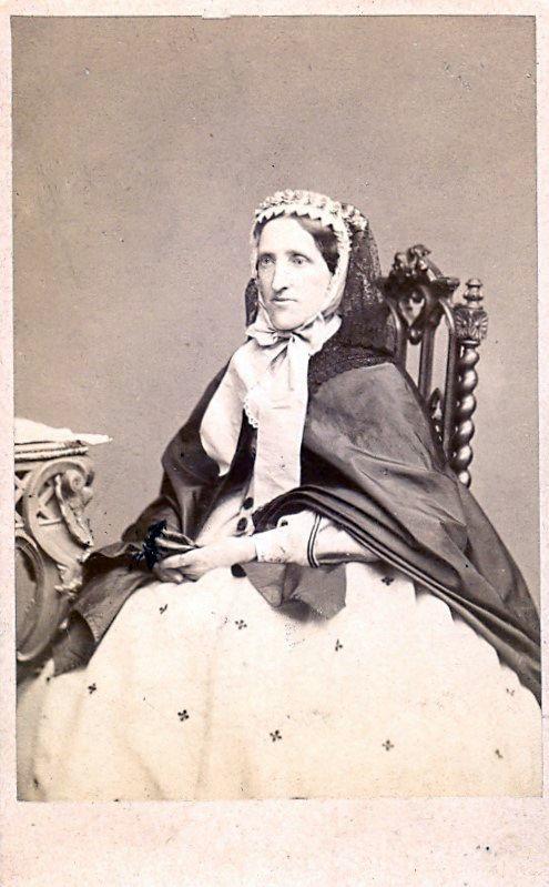 19.17 Frederikke Christiane Stricker 1810-1869