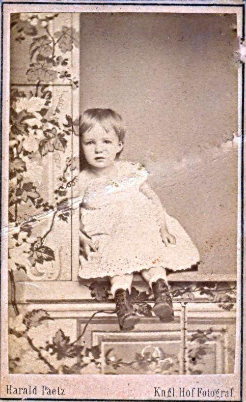 19.3 Rigmor Petersen, gift Kierboe. 13.1.1870-8.12.1936