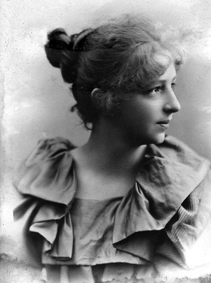 19.4 Rigmor Petersen, gift Kierboe.