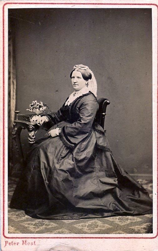 19.6 Regine Frederikke Neumann, f. 9.12.1831 Holmens sogn