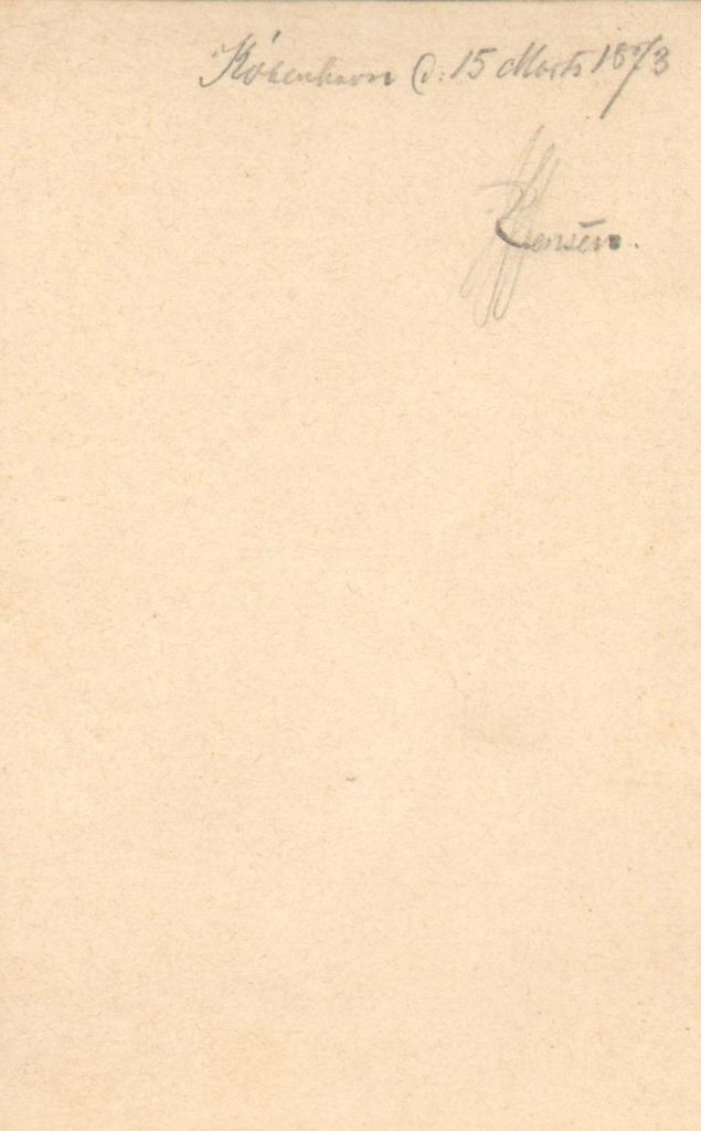 21.43 København den 15. marts 1873