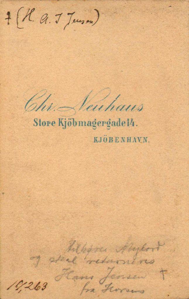 21.44 tilhører Mylord billede viser Hans Jensen, Horsens.