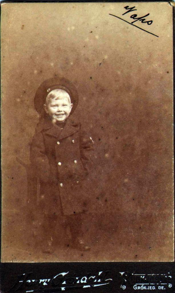21.66 Fotograf Henry Grøndahl, Rudkjøbing