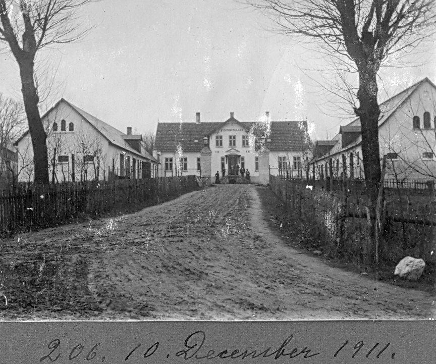 30.206 Flinterupgård,Kirke Flinterup.