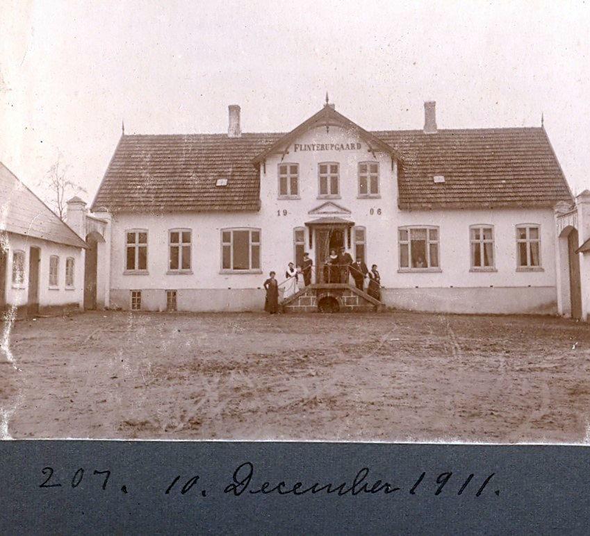 30.207 Flinterupgård,Kirke Flinterup.