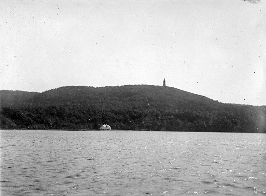 30.71 Udsigt fra Skovsbjærg jyllandsturen 1908