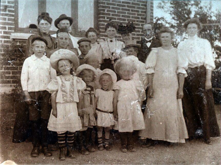 30.80  juli 1908 i Allindelille (ved Ringsted)4370 St. Merløse