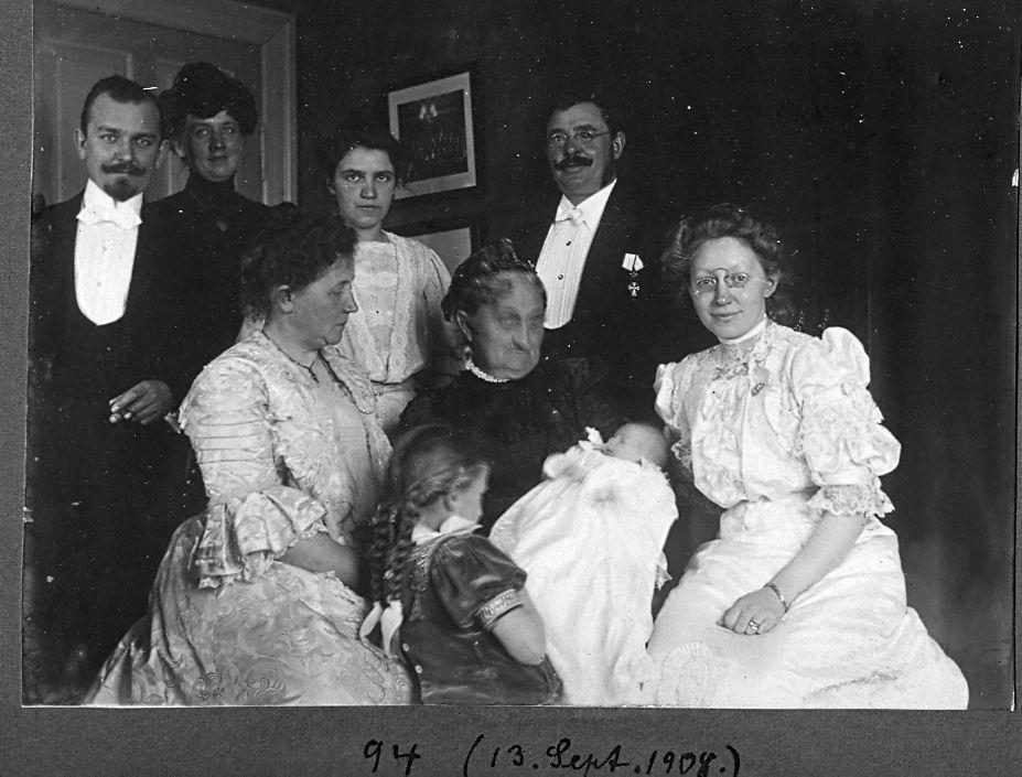 30.94 Axel Schmuhls barnedåb 13. september 1908.