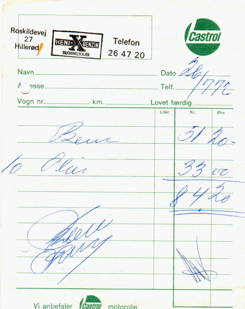 12069.4 HENI-X, Roskildevej 27, Hillerød