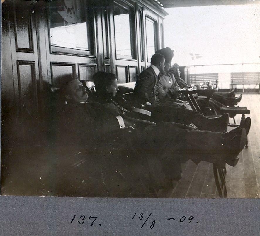 30.137 Tysklandsbåden 13. august 1909