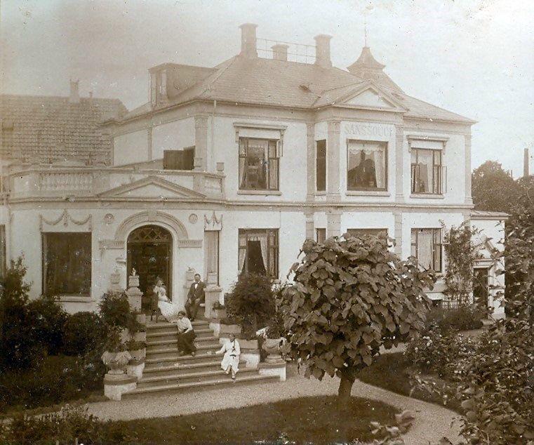 30.266 Villa Sans Souci den 29.juli 1916