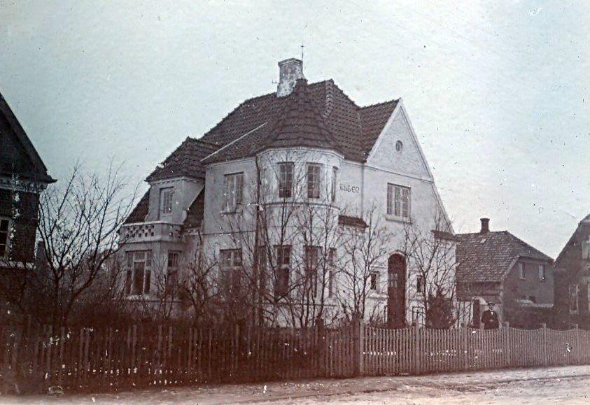 30.285 Villa Ellen den 6. januar 1918. Hvor ligger denne villa ?