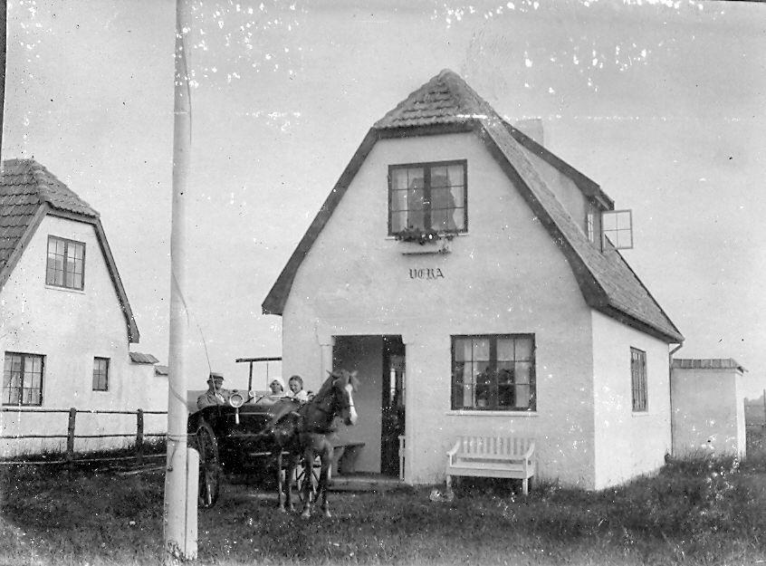 30.291 Villa Vera, sommeren 1919. Hvor ligger denne villa ?