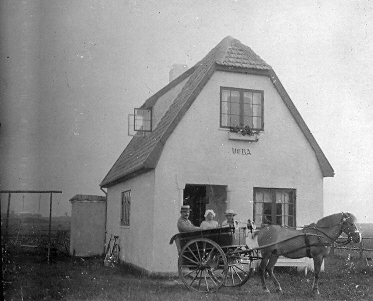 30.295 Villa Vera, sommeren 1919. Hvor ligger denne villa ?