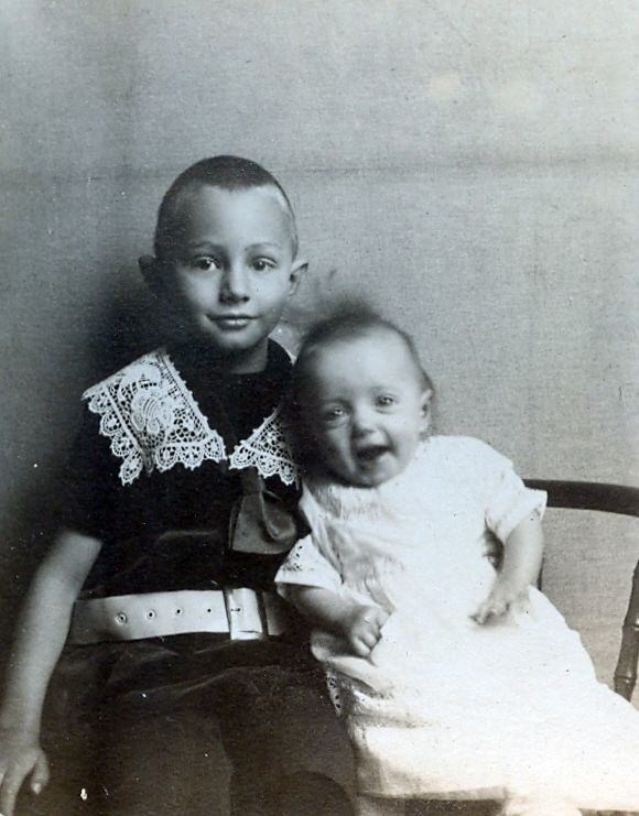 30.317 Axel og Clara Schmuhl år 1912
