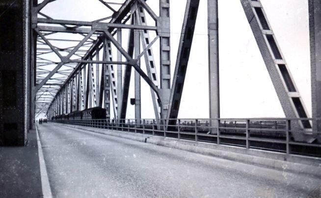 30.427 Besøg på den nybyggede Lillebæltsbro.