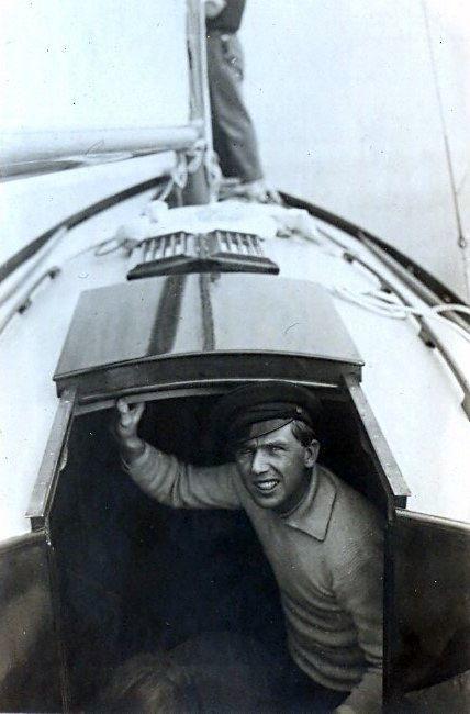 30.521 Hjemturen med Callina i påsken 1938