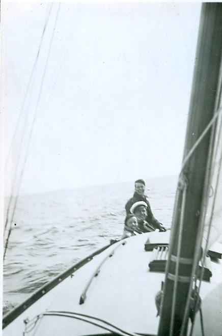 30.528 Hjemturen med Callina i påsken 1938