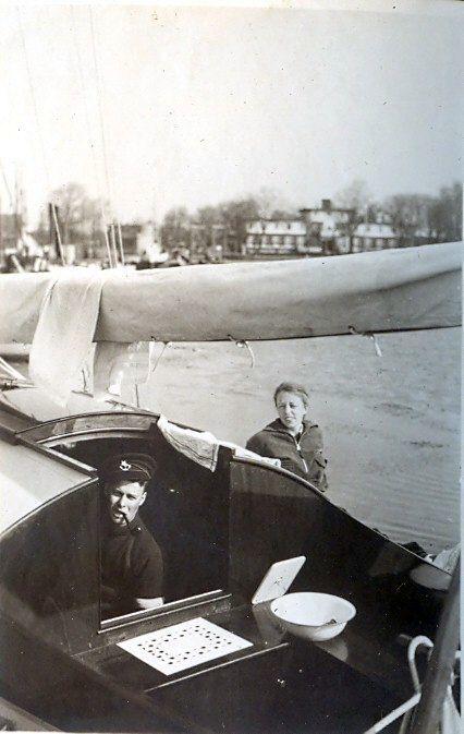 30.529 Hjemturen med Callina i påsken 1938