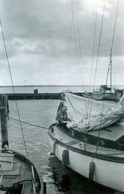 30.581 Fra Dragør til Nyord 1939