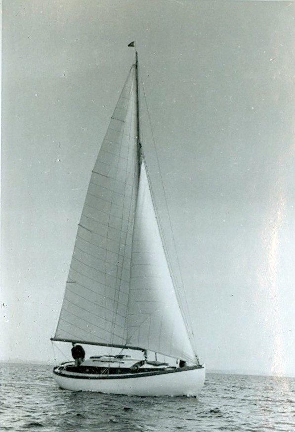 30.583 Afrejse fra Korshavn mod Søby 1939