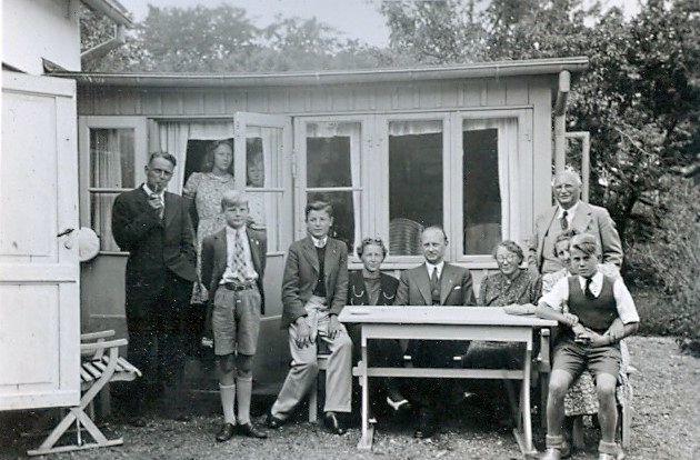 30.625 Humlebæk 30. juli 1942 - Hvor ligger dette hus ?