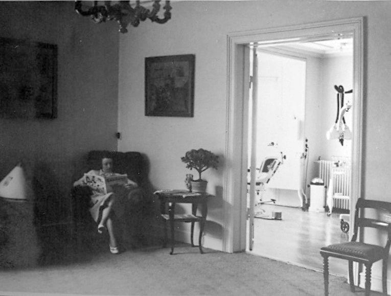 0.667 Tandlægeklinikken Åboulevard 7, 1635 V