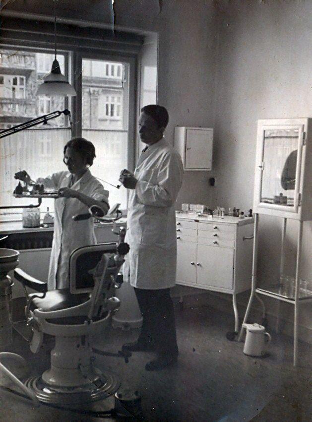 30.669 År 1936, Tandlægeklinikken Åboulevard 7, 1635 V
