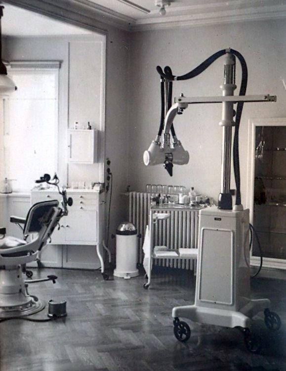 30.670  Tandlægeklinikken Åboulevard 7, 1635 V- År 1936