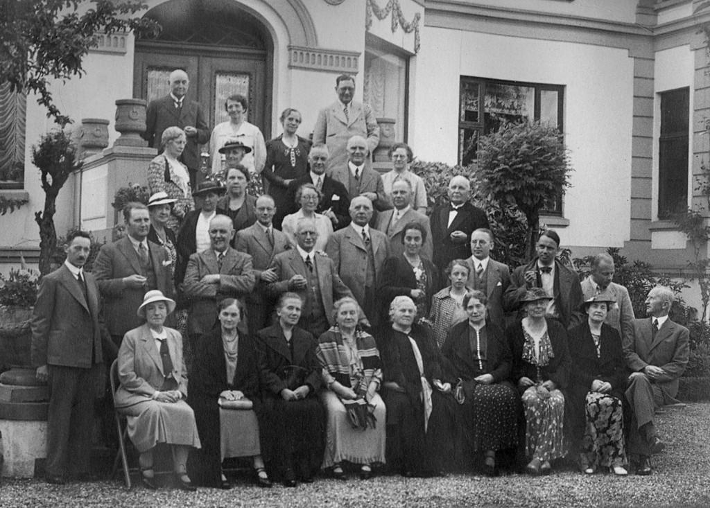 30.689 Wilhelm Schmuhls 60 års fødselsdag 11.6.1938.