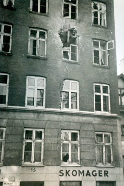 30.748 Forår 1944, ejendommen Thorupsgade 13-15