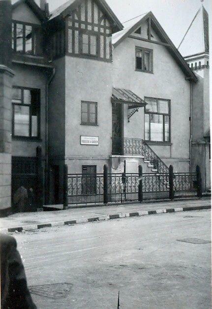30.750 Forår 1944, ejendommen Thorupsgade 13-15