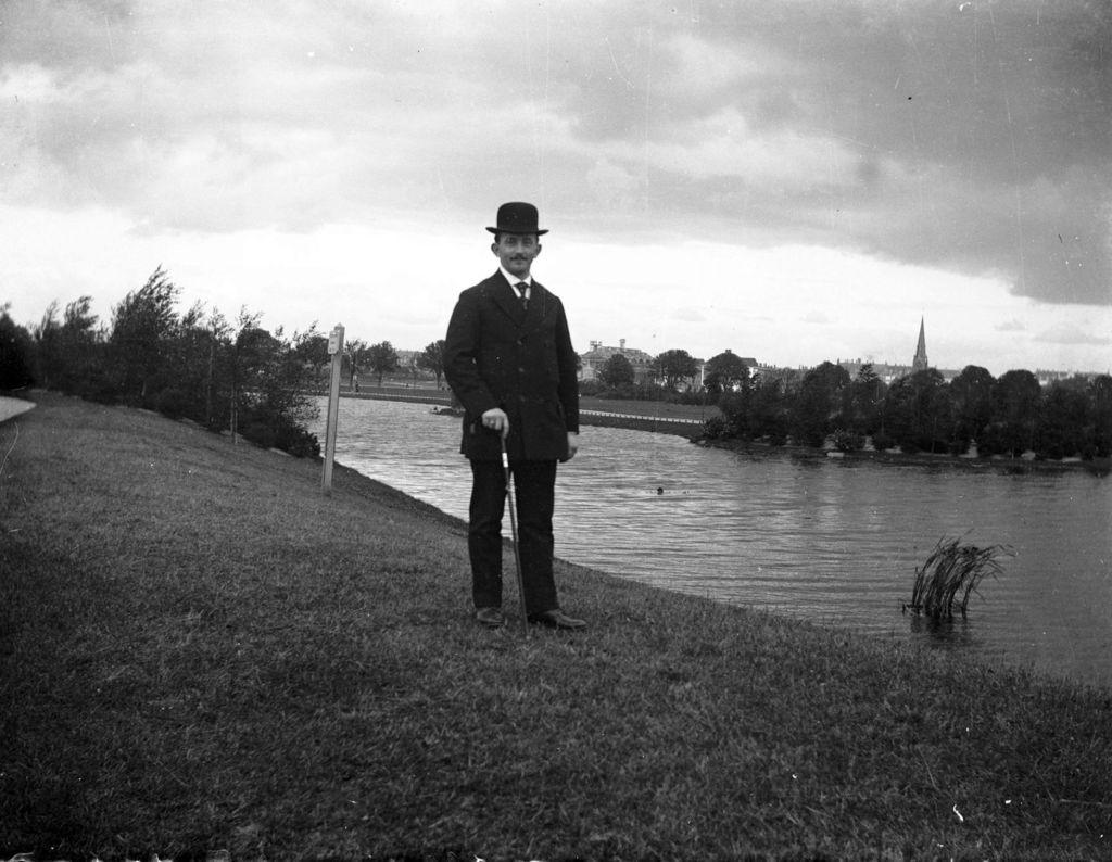 22.117 Fælledparken juli 1913