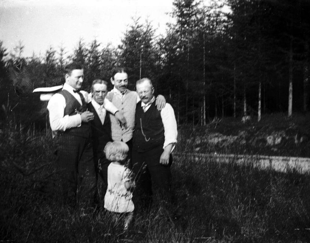 22.13 Ramløse sand år 1914
