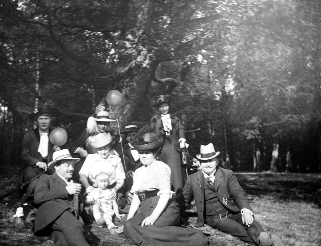 22.132 Skovturen 1913