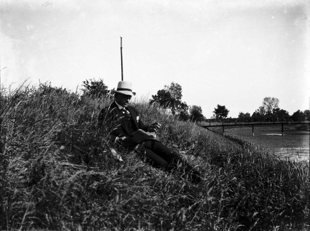 22.148 Ved Damhussøen 1917