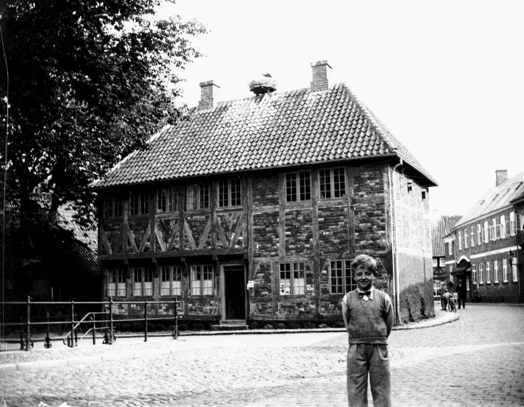 22.20 Hans Tavsens Hus, Torvet 17, Ribe. FB. Fanø 4.7.2020
