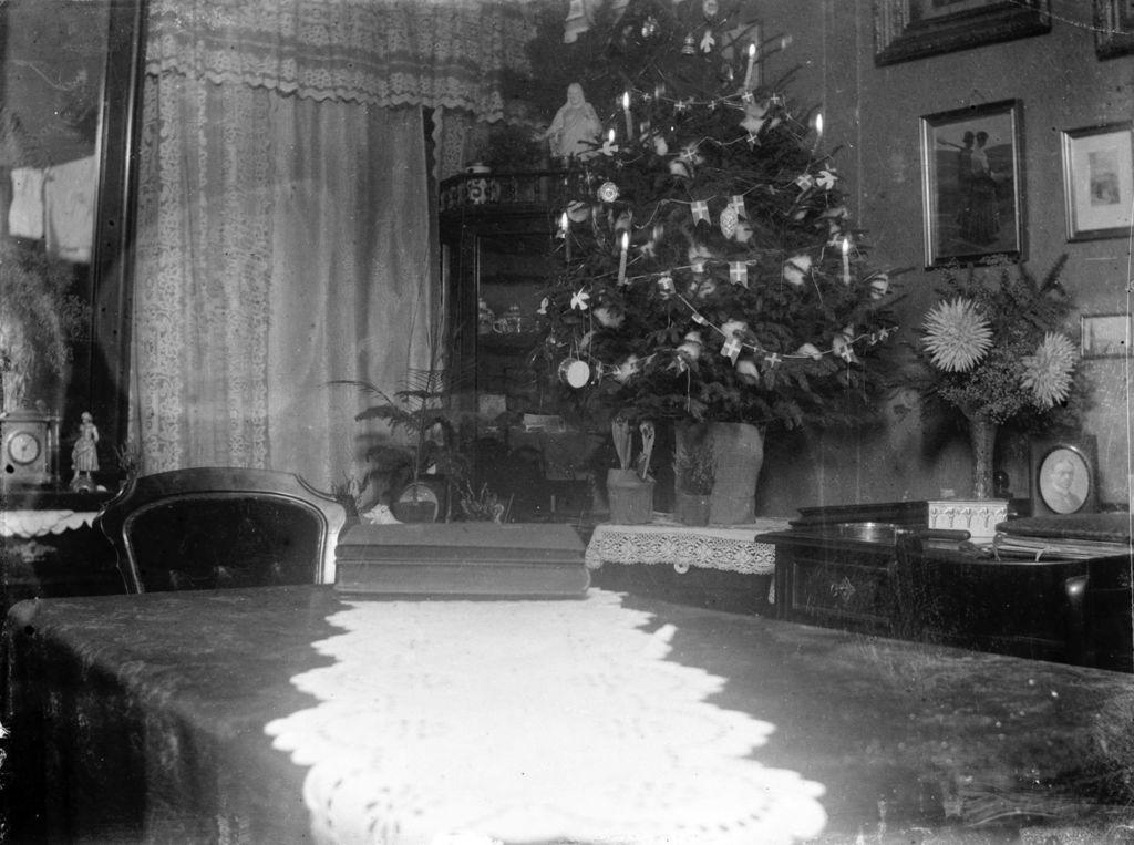 22.23 Jul på Howitzvej år 1918
