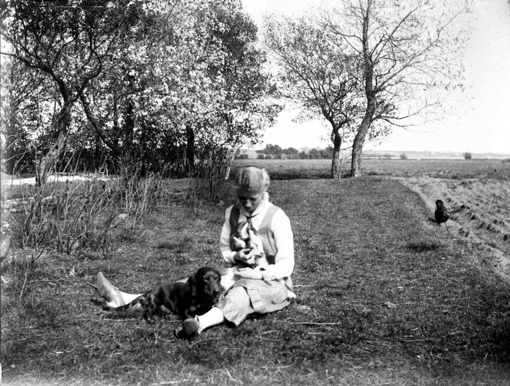 22.50 Ramløse Sand år 1917