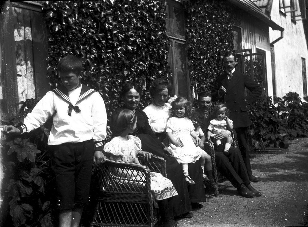 11.7 år 1913 - Humlebæk ?