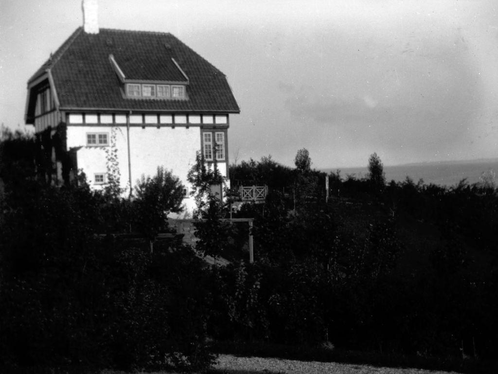 2.6  dateret 1913 - Skolebakken 10, Humlebæk