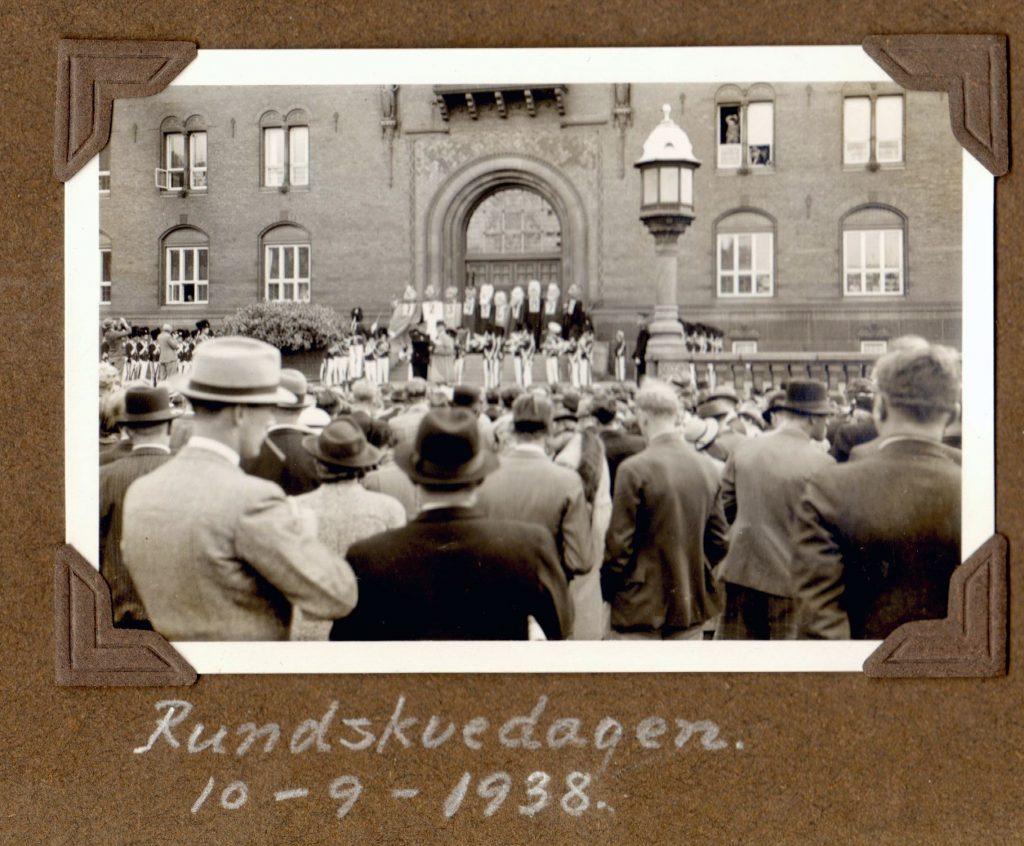 70.145 Rundskuedag, København 1938