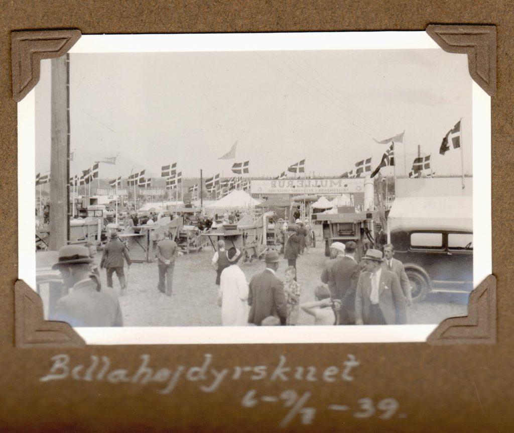 70.148 Dyrskuet på Bellahøj 6- 9/7 1939